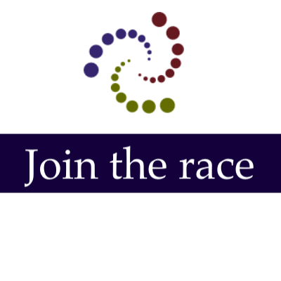 Join the race poster