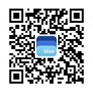 QR code for bitcoin donation
