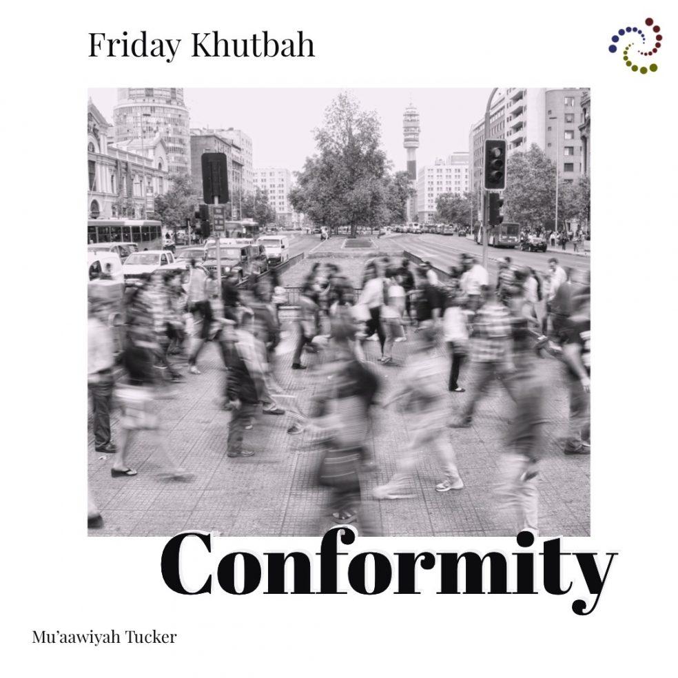 Friday Khutbah poster
