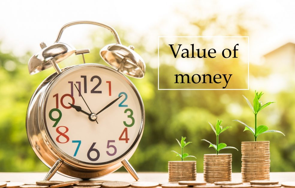 Value of money poster