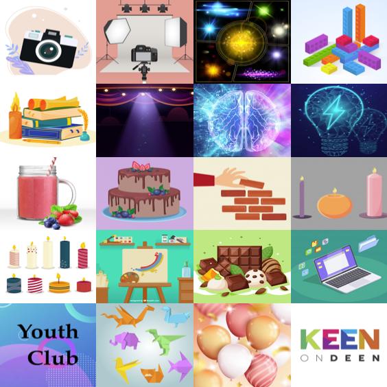 Keen on Deen weekly youth club